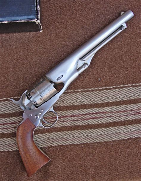 colt  generation  army stainless steel