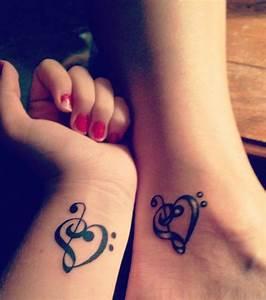 Tatouage Amour éternel : 16 tatouages compl mentaires pour d montrer l 39 amour ~ Melissatoandfro.com Idées de Décoration