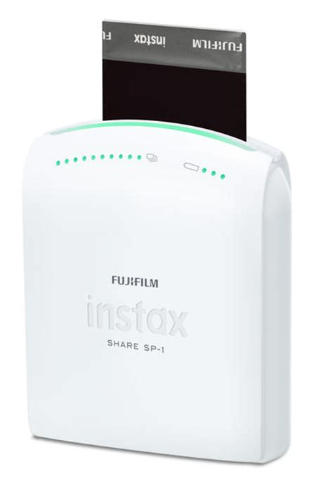 fujifilm instax smartphone printer sp 1 fujifilm s instax sp 1 makes any smartphone an