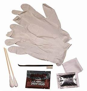 Mp Handgun Field Cleaning Kit For Pistols