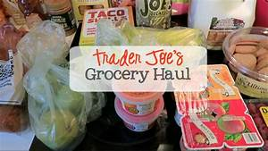 Trader Joe's Grocery Haul Video - A Pinch of Healthy