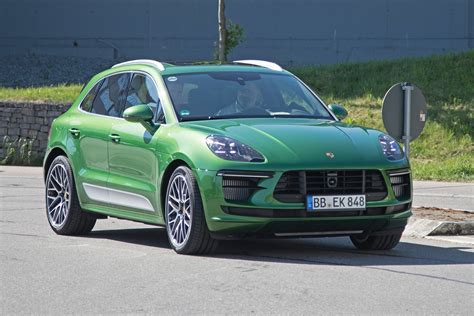 Porsche Macan Getting Updated Looks For 2019 » Autoguide