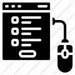 Icon Form Registration Icons Premium Solid