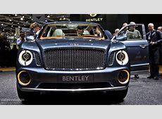 Bentley SUV Gets Production Green Light autoevolution