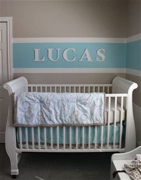 blue and brown baby nursery that 39 s quot all boy quot for lucas