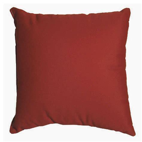 outdoor accent pillows burgundy sunbrella outdoor throw pillow