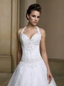 wedding dresses uk sweetheart halter wedding dress uk with embroidered lace bodice and basque waistline