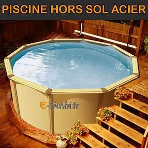 Piscine Hors Sol Acier Mtal Ou Bois Images Arts Et