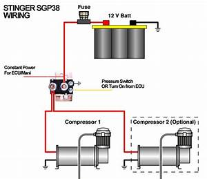 Dual Amp Wiring Diagram