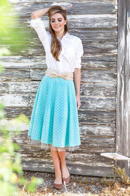 shabby apple polka dot skirt 298 best shabby apple images on pinterest shabby apple modest dresses and dress skirt