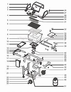 Weber 6211001 Parts List And Diagram