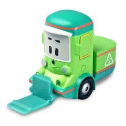 lockers kids robocar poli recycle playset new ebay