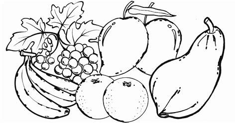 gambar mewarnai buah buahan wlu