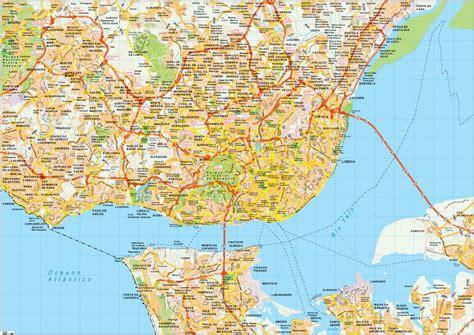 lisboa city vector maps lisbon illustrator vector maps
