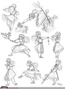 Drawing Character Poses