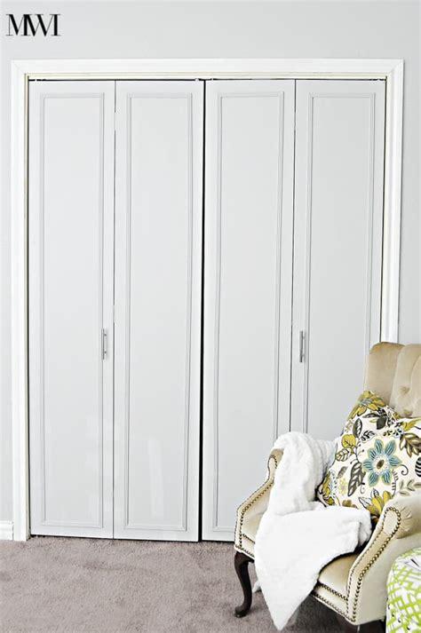 diy sliding barn door diy bi fold closet door makeovers bright green door