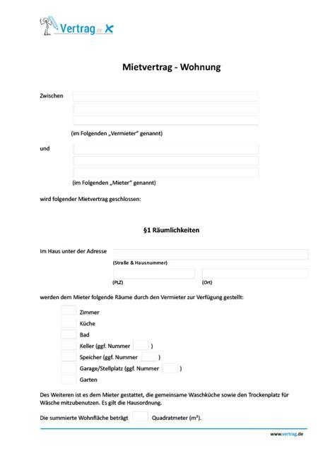 befristeter mietvertrag kündigung durch vermieter mietvertrag kostenlos formular und ausdrucken