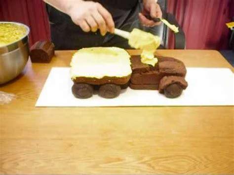 garrys truck cake   youtube