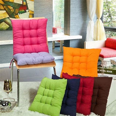 dining room chair cushions styles  shapes home interiors