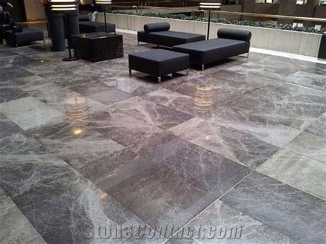 Grey Emperador Marble Floors from Israel   StoneContact.com