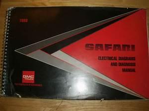 1993 Gmc Safari Van Electrical Diagnosis    Wiring Diagram