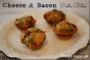 Cheese and Bacon Appetizer Recipes