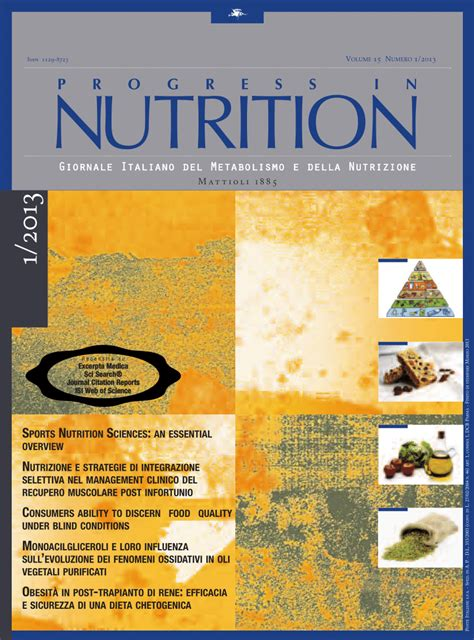 sports nutrition science  essential overview