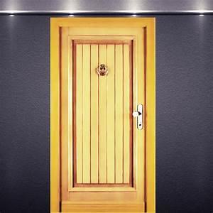 porte d39entree bois massif bois alu prestige design With montage porte d entree