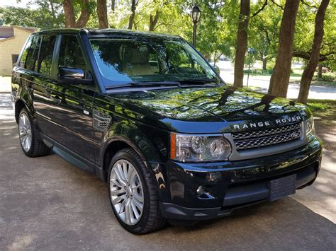 absolutely stunning  land rover range rover sport hse