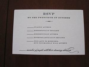 funny rsvp wedding invitations pinterest With fun rsvp wording for wedding invitations