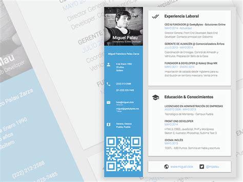 cv resume design template sketch freebie