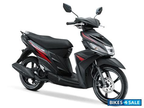 Modification Sym Attila Venus 125i by Yamaha Mio Z Price In Indonesia Showroom Rp 1 58 00 000