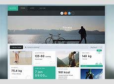 32 Examples of Clean Flat Web Design Mockups