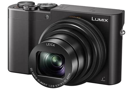 panasonic lumix dmc tz100 sports a hefty 10x zoom and 1 sensor for keen travelling types