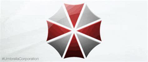 logo gif de umbrella corporation facebook moda la moda
