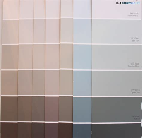it s a grandville life sherwin williams paint picks for