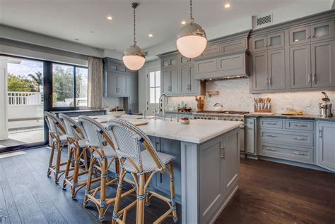 blue kitchen design design trend blue kitchen cabinets 30 ideas to get you 1732