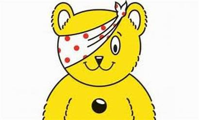 Pudsey Bear Children Need Famous Bears Things