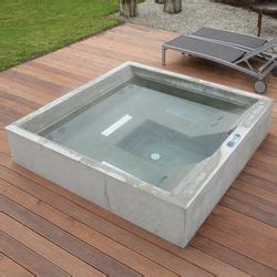 Whirlpool Garten Möbel by Beton Whirlpool Design Beispiel Au 223 Enwhirlpools Dade