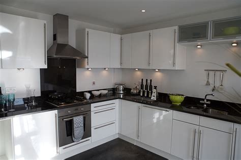 black and silver kitchen designs black white silver kitchen ideas amazing decors 7842