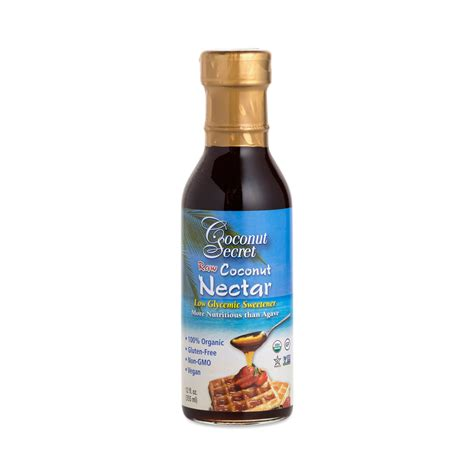 organic raw coconut nectar by coconut secret thrive market