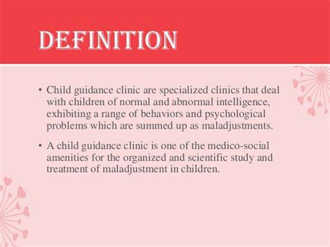 child guidance clinic 433 | child guidance clinic 3 638