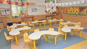 Theme Based Classroom Furniture for Kindergarten - YouTube