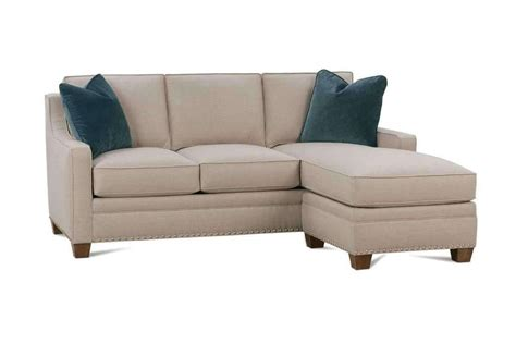 Apartment Size Loveseats by Small Apartment Size Reversible Chaise Sectional