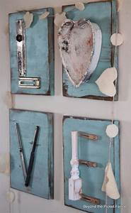 41 Amazing DIY Architectural Letters for Your Walls - DIY