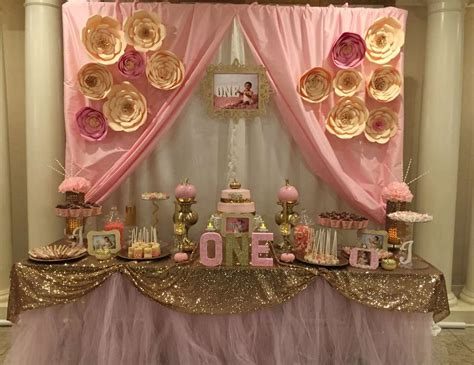 Pink And Gold 1st Birthday Decorations by Pink Gold Birthday Quot Pink Gold 1st Birthday Quot Catch