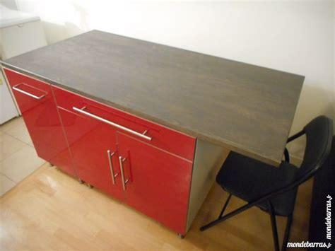 meuble cuisine avec plan de travail buffet de cuisine avec plan de travail
