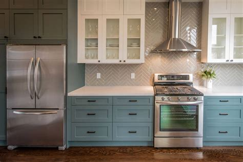 kitchen cabinet colors   big
