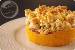 Crumble Salé Parmesan : crumble de courge butternut au parmesan bacon et oignons ~ Nature-et-papiers.com Idées de Décoration