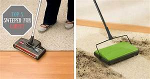 5 Best Carpet Sweeper Reviews And Rating